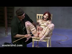 Wasteland bondage hardcore sex movie