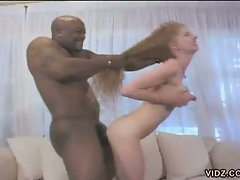 Nasty annie body gets wild over black dick