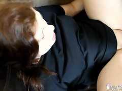 Lil candy gets cream pie from a black guy in hd