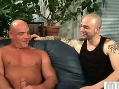 Two bald gays talk about what they're going to do
