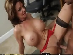 Deauxma loves getting pounded by massive cocks