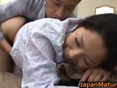 Ayane Asakura Mature Asian lady has sex part2