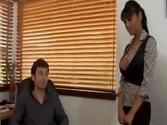 office fuck - priya rai and james deen