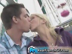 Cute french gf hot blowjob part3