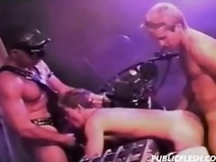 Vintage Gay Fetish Hardcore