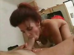 Mom Fucks Her Hubby And Her Younger Guy In The Shower
