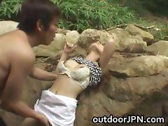 Amateur Pretty Asian babe fucked part1