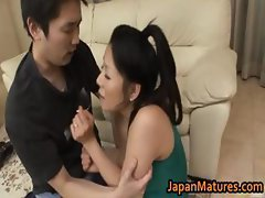 Ayane Asakura Kinky Japanese MILF part6