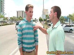 Hot straight hunks get outed in public part2