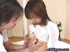 Little Mai is a hot shy teen that loves part3