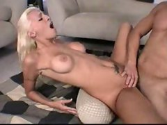 Blond slut Angelina wants a orgasm
