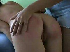 Lesbians extreme spanking
