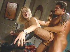 Very hot blond nurse is the best medicine