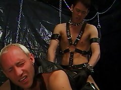 Slut-boy gets his lesson