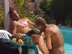 Sexy pool boys duties