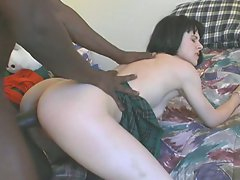 A monster cock does not hesitate in ruining No Name Janes pussy