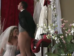 Kayla Paige gets a large cock in her snatch and asks for more