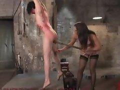 Basement Torture Chamber