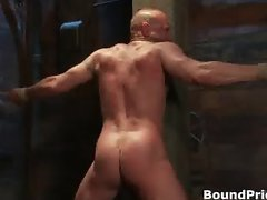 Very extreme gay BDSM free porn clips part6