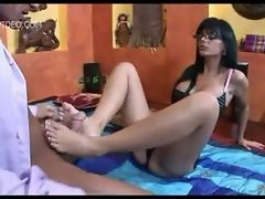 Porn Hottes Black Angelika