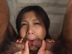 Japanese Threesome Love Fest