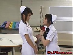 Emiri Aoi Kinky Japanese nurse is sexy part6