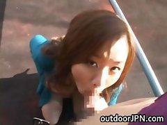 Big boobed asian hot babe Aoi Mizumori part3