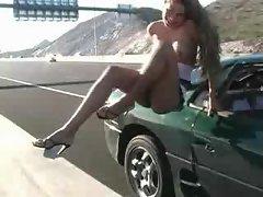 FTV GIRLS Gabriella Public nud...