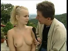 Young Petite Blonde Creampie