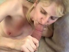 Ugly Neighborhood Whore Sucking My Cock