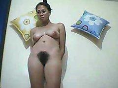 Hairyliscious - Pinay Webcam 2