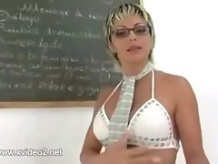 Morgana Dark e Monica Mattos  - Professora Do Sexo Cena 4