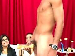 Femdoms recommend masturbator