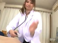 Vagina of babe is drilled