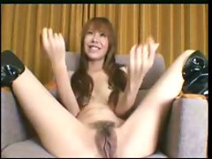Japanese Extra Hairy Super Skinny Slut Fucked (Uncensored)