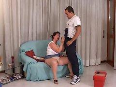 Plumber Fucking Fat Mom By TROC
