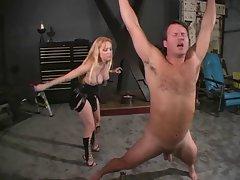 Amanda Full Whipping