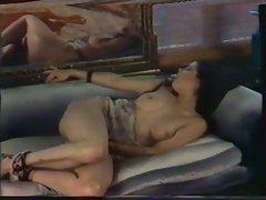 brunette beauty Caroline Grace fucks &amp, masturbates so hard!