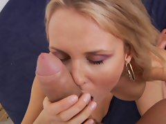 Czech Cutie Craves That Cock!