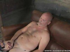 Daddy Fucking a Fleshlight