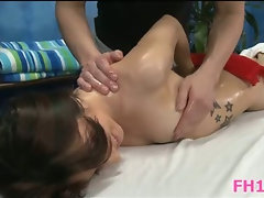 Dildo enters juicy snatch