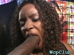 Deep throat & vaginal sex