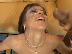 Cecilia Vega takes more than just a cock for her to get off good