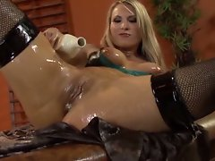 Harmony Rose is the ho that every man wants to get behind and pound