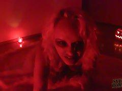 Halloween zombie fuck !!!!!