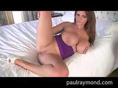 PaulRaymond babe Charlotte