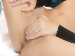Unleashed fantasies of blond beauty