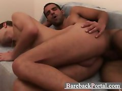 Hairy hunks barebacking