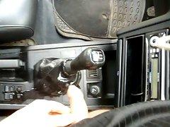Mit einem Volvo 850 Schaltsack sex !!!! car auto german