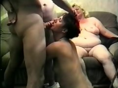 Freaks of Nature 132 Experienced Ugly Gangbang